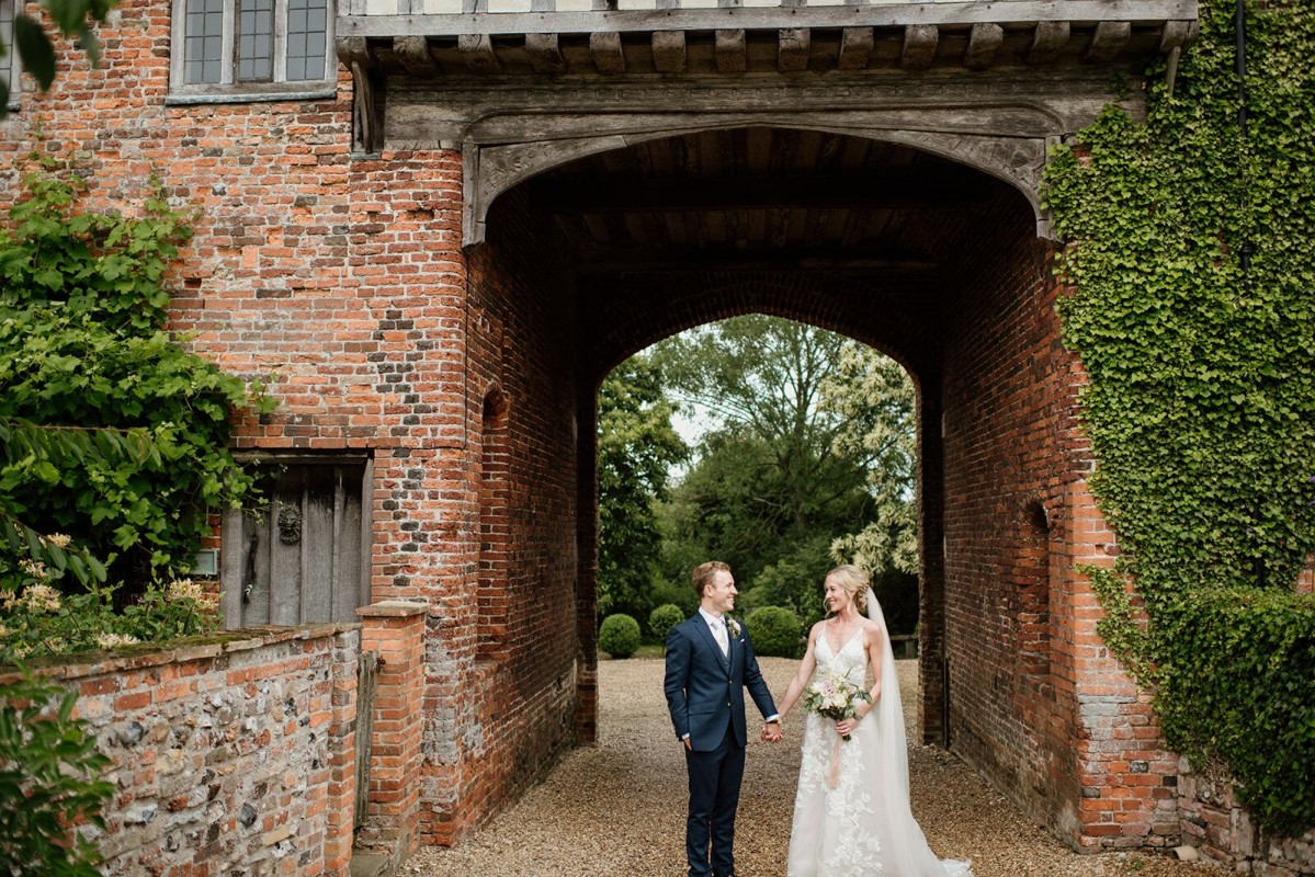 Hales Hall and The Great Barn | Historic wedding venue in ...